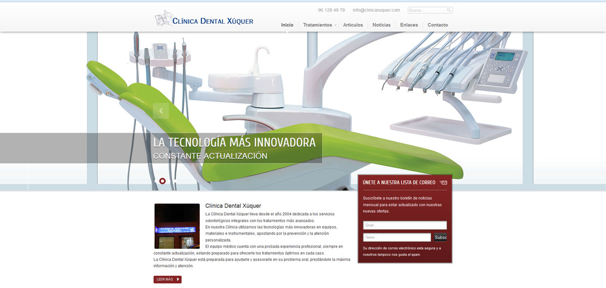 clinica dental xuquer