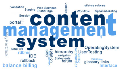 content maganement system