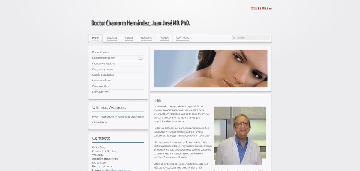 doctor chamorro