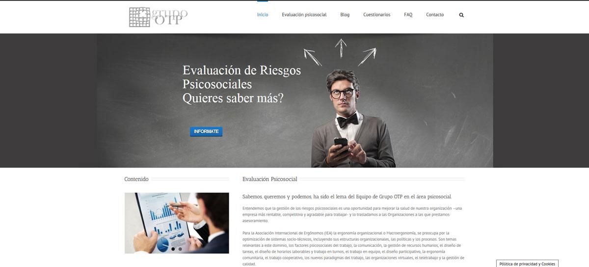 evaluación psicosocial